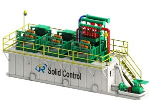 HDD Solids Control System