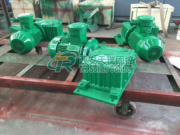 Mud agitator, direct type agitator, horizontal agitator, agitator manufacturer