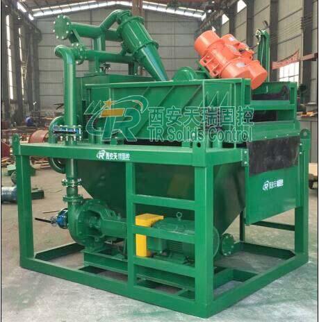 Mud desander, piling desander, desander manufacturer, drilling fluid desander, Derrick desander