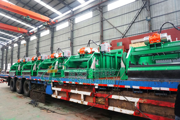 Mud shale shaker, TR drying shaker, linear motion shale shaker, balanced elliptical shaker