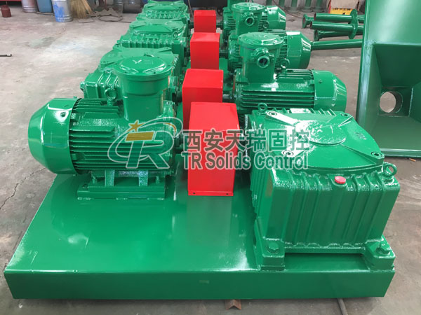 Good performance mud agitator, drilling mud agitator, TRJBQ series mud agitator