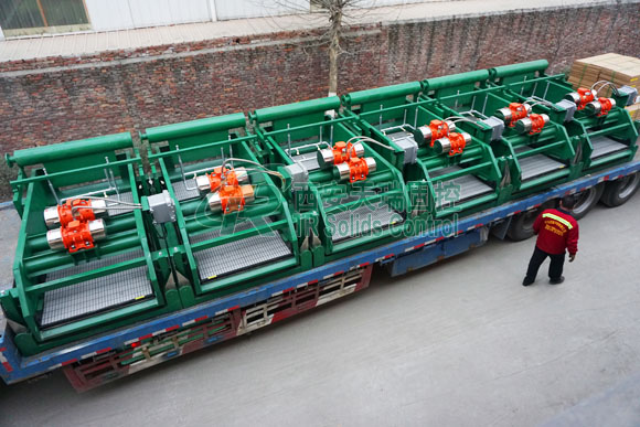 Shale shaker for oil & gas drilling, good performance shale shaker, China shale shaker supplier