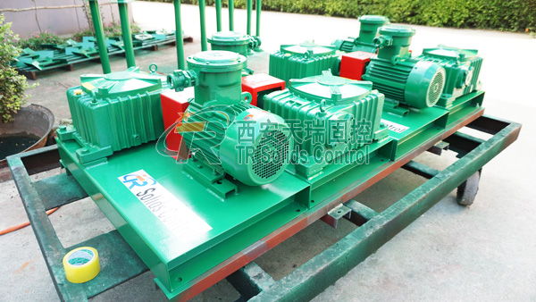 Excellent drilling mud agitator, horizontal type mud agitator, solids control mud agitator