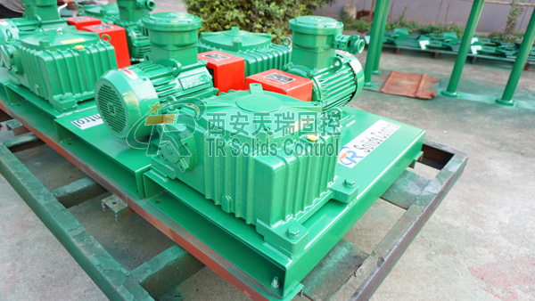 High quality mud agitator for oil and gas drilling, API certified mud agitator