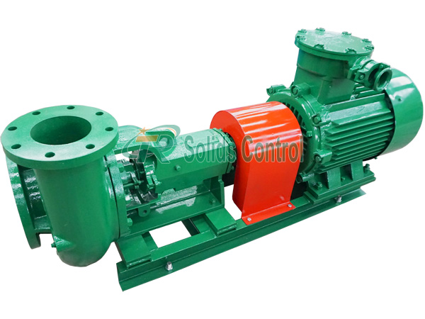 Solids control centrifugal pump, Mission replaceable centrifugal pump