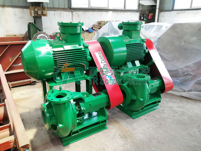 Shear pump for trenchless tunneling, solids control shear pump for sale