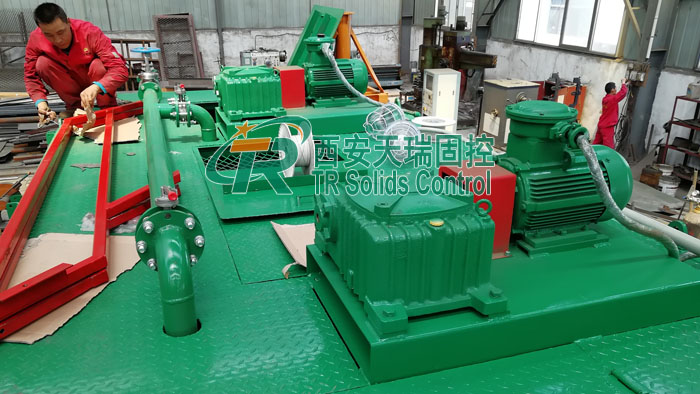 Drilling fluids mud agitator, mud tank supplier, good price mud infusion system