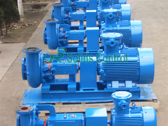 Factory price centrifugal pump, centrifugal sand pump for oil & gas drilling