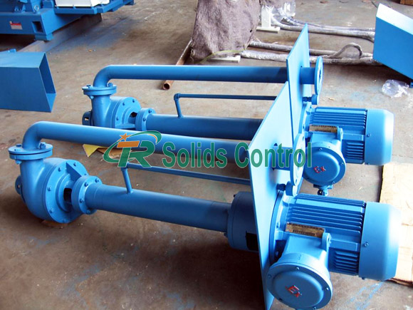 Drilling fluid submersible slurry pump, oilfield slurry pump manufacturer