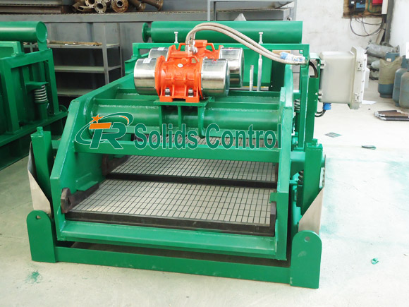 Drying shaker for drilling waste management, high quality drying shaker