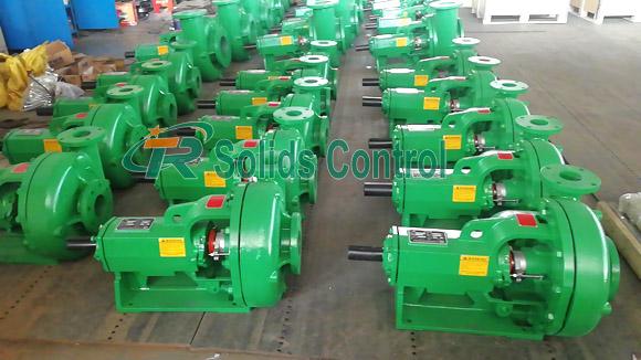 Drilling fluid centrifugal pump, good quality centrifugal pump