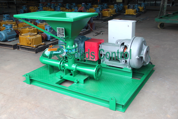 Jet mud mixer for sale, Chine jet mud mixer supplier. drilling jet mud mixer