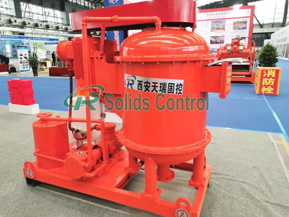 Drilling vacuum degasser, factory price vacuum degasser