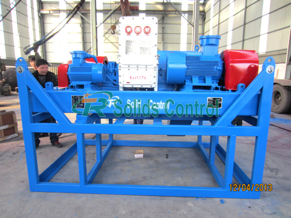 Factory price decanter centrifuge, China mud centrifuge supplier
