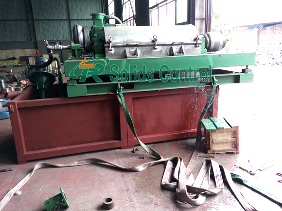 Drilling decanter centrifuge, oil sludge decanter centrifuge