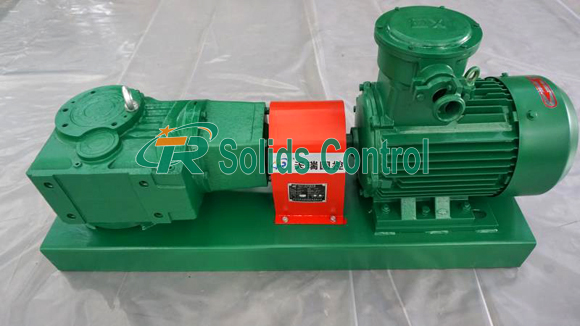 Solid control mud agitator, China mud agitator supplier, good quality mud agitator