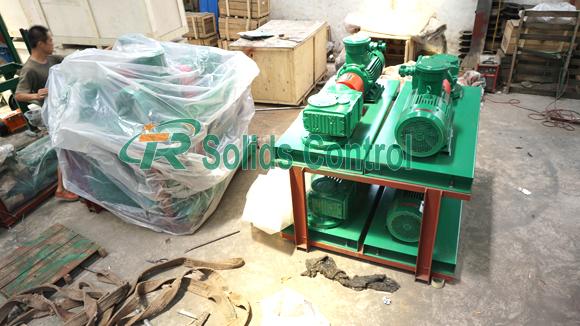 Good price drilling mud agitator, API standard mud agitator