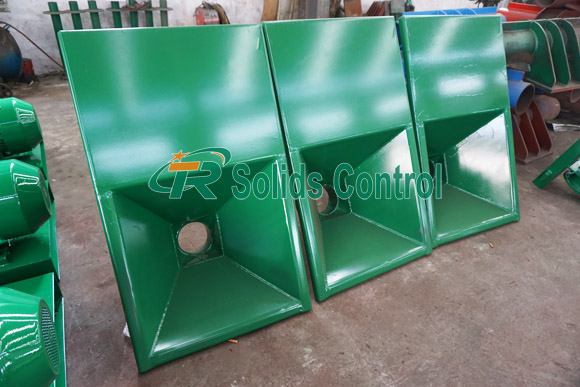 Factory price mud hopper, good performance mud hopper