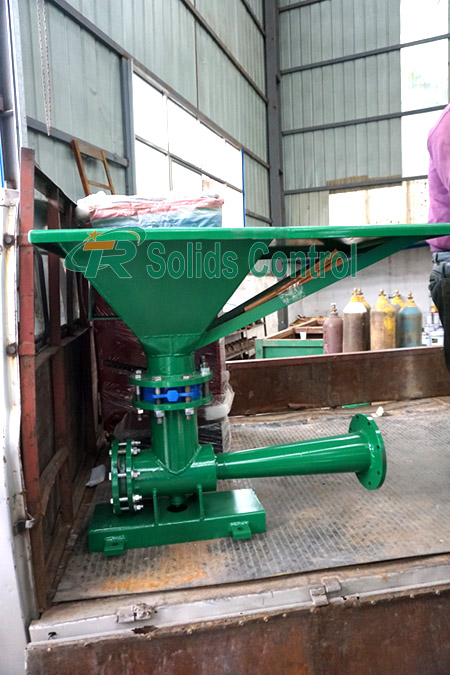 Drilling mud hopper for sale, mud hopper for oil & gas drilling