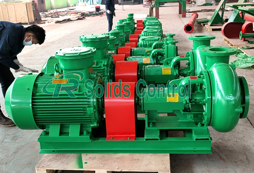 Drilling fluid centrifugal pump, API centrifugal pump
