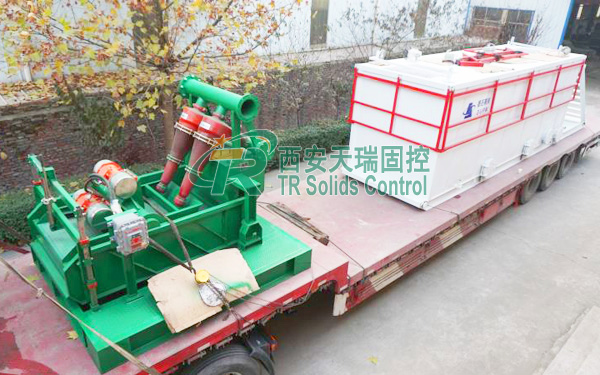 Solid liquid separation, drilling fluid shale shaker, mud desander