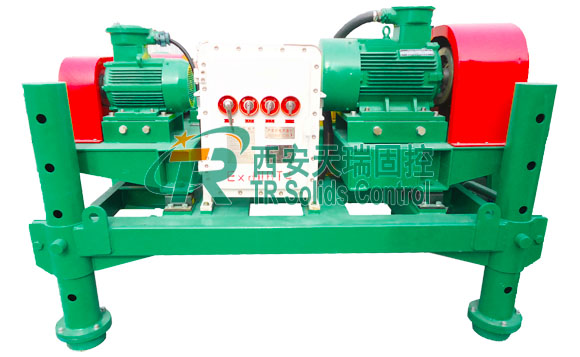 TR produce drilling decanting centrifuge and mud decanter centrifuges