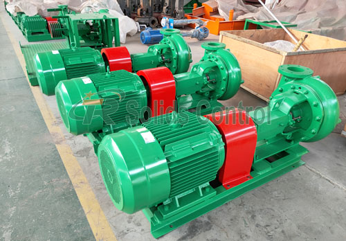 Centrifugal pump for oil and gas, drilling fluid centrifugal pump