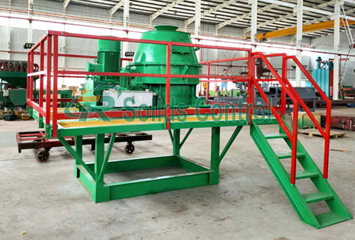 Vertical cutting dryer for drilling waste management, oilfield cutting dryer