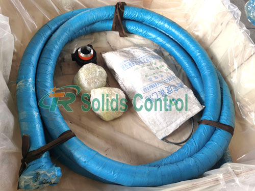 Drilling rotary hose, API 7K rotary hose