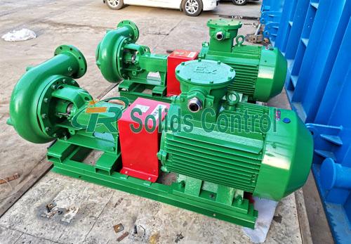 Centrifugal mud pump, solid control centrifugal pumps