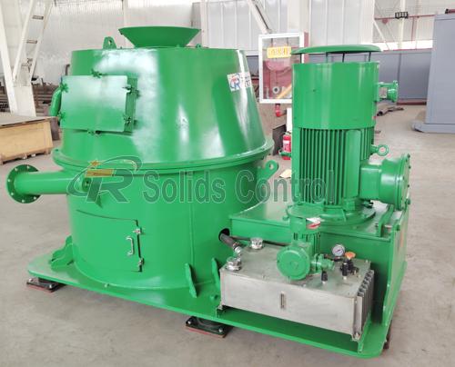 TRCD930C vertical cutting dryer, solid control dryer